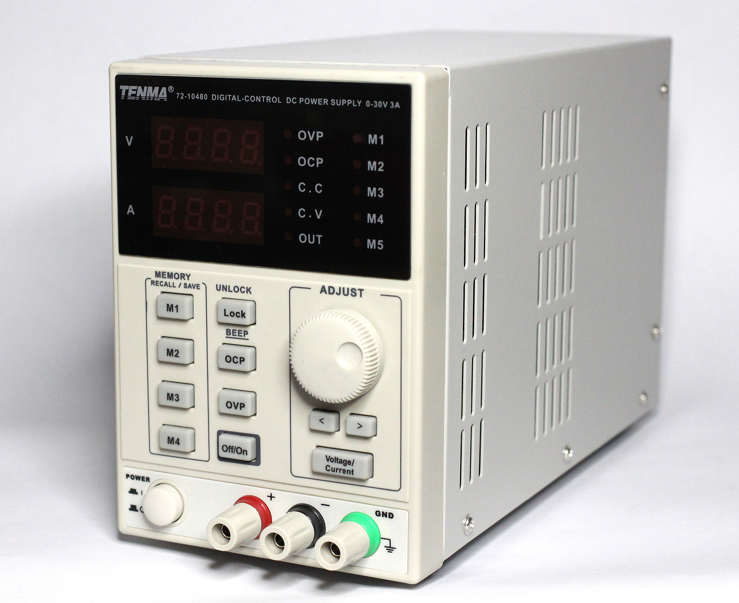 Tenma 72 10480 Power Supply Review Ee Constant Current Load For Testing First Impression